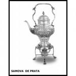 SAMOVA DE PRATA BARROCO 1.800 ML